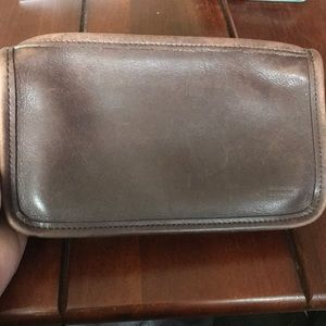 Coach Bags - Vintage Coach Makeup Bag/Misc Bag